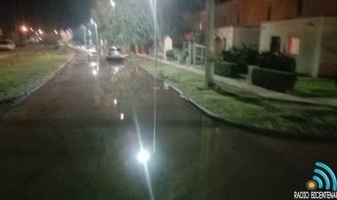 ALERTA -TORMENTAS FUERTES CON LLUVIAS INTENSAS, RAFAGAS Y OCASIONAL CAIDA DE GRANIZO