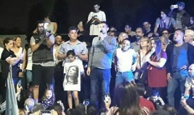 DATOS OFICIALES  EN GRAL.RODRIGUEZ  MAURO GARCÍA  EL NUEVO INTENDENTE